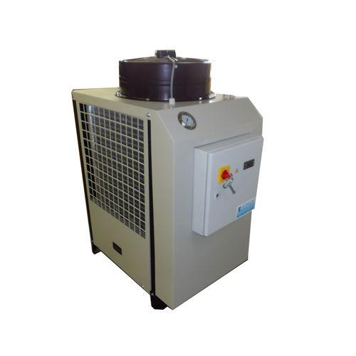 Kühler für Flüssigkeiten / Wasser / für die Lebensmittelindustrie / für Hydraulikanwendungen