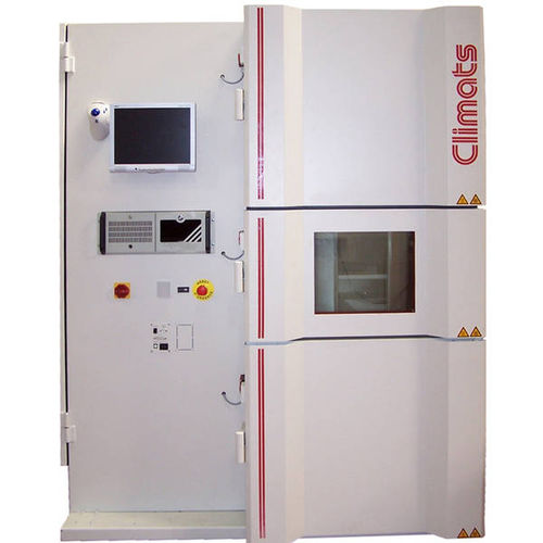 kompakter Temperaturschock-Prüfschrank
