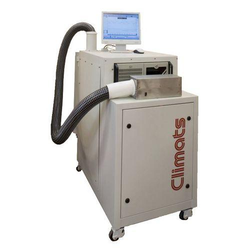 mobiler Heißluftgenerator / elektrisch