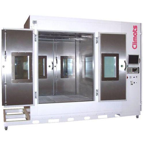 Klimaprüfkammer / für Schaltgeräte / Vollmetall