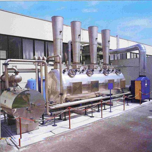 Druckluftfilter / Aktivkohle / Industrie / chemisch