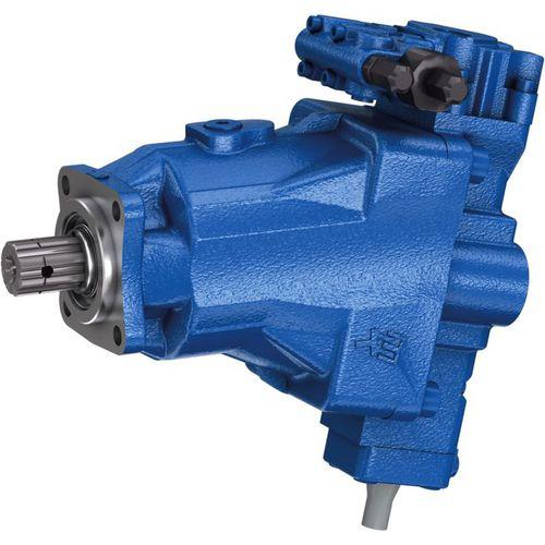 Axialkolben-Hydraulikpumpe / mit hohem Wirkungsgrad / Ansaugfunktion / geräuscharm