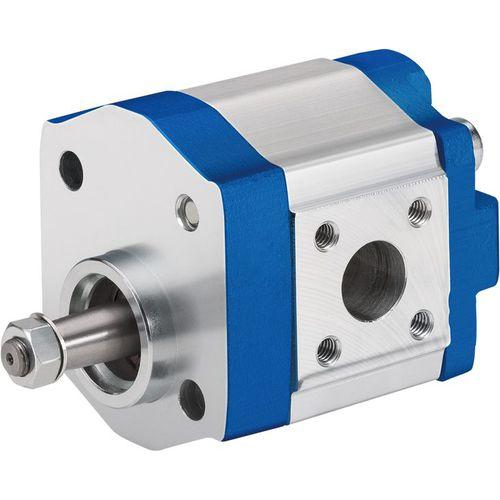 Außenzahnrad-Hydraulikpumpe / Hochleistung / konstanter Hubraum / für große Volumen