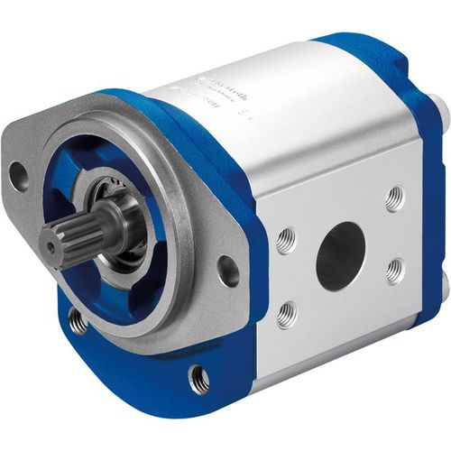 Außenzahnrad-Hydraulikpumpe / konstanter Hubraum / Hochleistung / für große Volumen