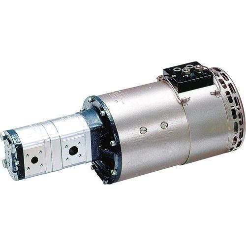 elektrohydraulische Hydraulikpumpe / Außenzahnrad / mit hohem Wirkungsgrad / geräuscharm