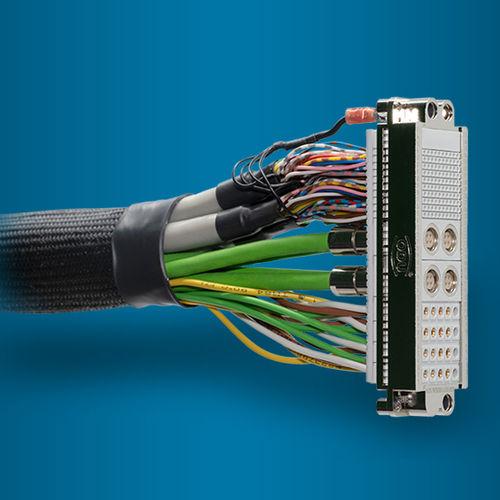 Kabelkonfektion mit Steckverbinder - ODU GmbH & Co. KG