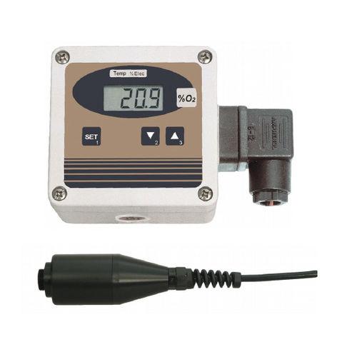 O2-Detektor / Gaskonzentration