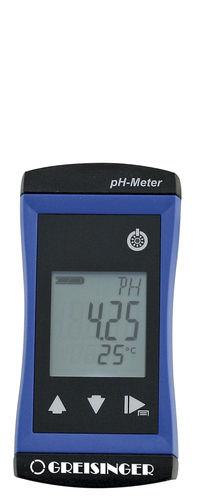 tragbares pH-Messgerät / Prozess / Labor / Reinwasser
