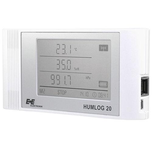 Temperatur-Datenlogger / Feuchte / CO2 / Ethernet