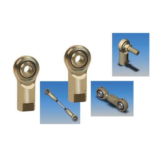 Innen-Gelenkkopf / aus Kohlenstoffstahl / Bronze / Zink