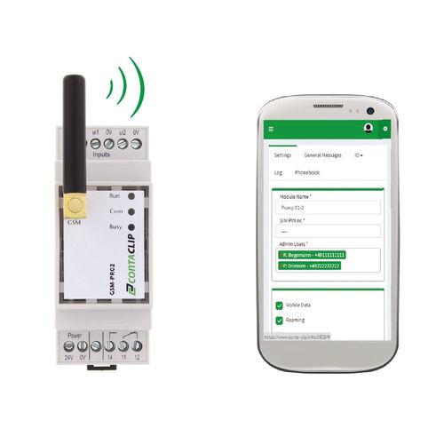GSM-Kommunikationsmodul / Fern