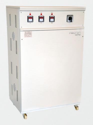 3-Phasen-Spannungskonstanthalter / einphasig / automatisch / Servomotor