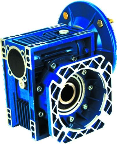 Schneckengetriebe / Winkelumlenkung