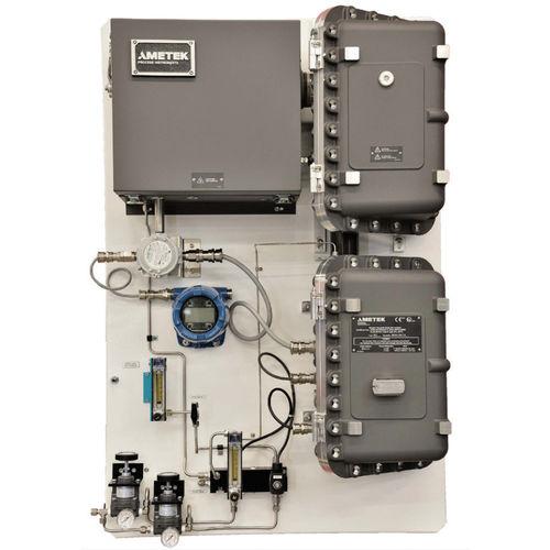 Wasserstoffanalysator / Spuren / integrierbar / für raue Umgebungsbedingungen