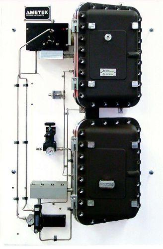Schwefelwasserstoff-Analysator / Wasser / Gas / Temperatur