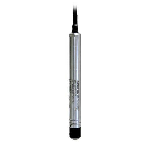 hydrostatischer Niveautransmitter / für Flüssigkeiten / Edelstahl / 4-20 mA