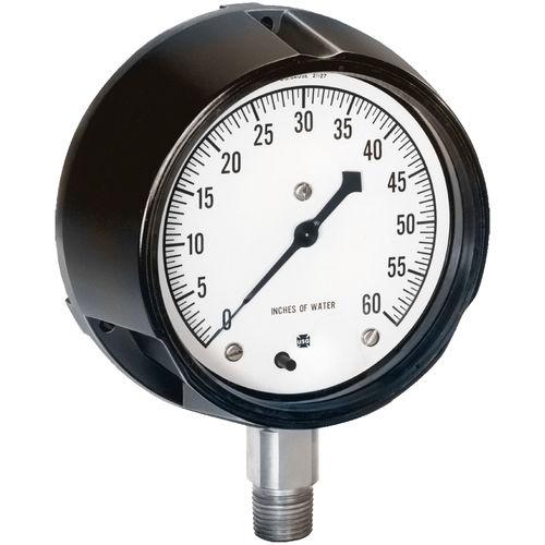 analoges Manometer / Membran / Prozess / Vakuum