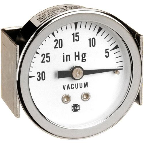 analoges Manometer / Rohrfeder / Vakuum / für medizinische Arbeiten