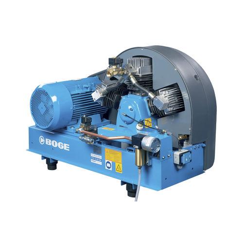 Luftkompressor / stationär / elektrisch / Kolben