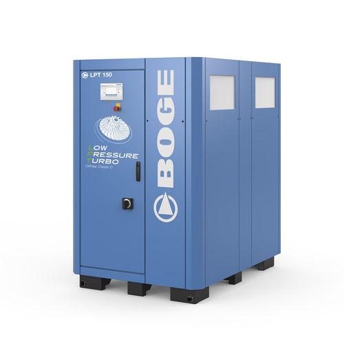Luftkompressor / stationär / elektrisch / ölfrei