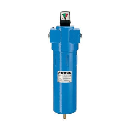 Druckluft-Vorfilter / Aktivkohle / für Tiefenanwendung / Hochdruck