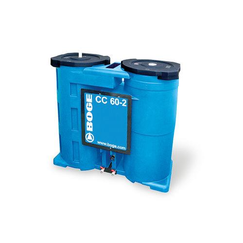 Druckluft-Abscheider / Öl / Wasser / Kondensat
