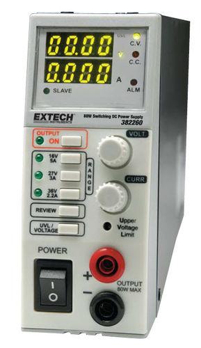 AC/DC-Stromversorgung / Tisch / Schaltnetzteil