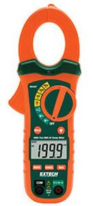 digitales Stromzangen-Multimeter / tragbar / 600 V / 400 A
