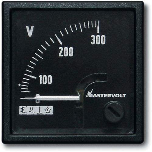 analoges Voltmeter / stationär / DC