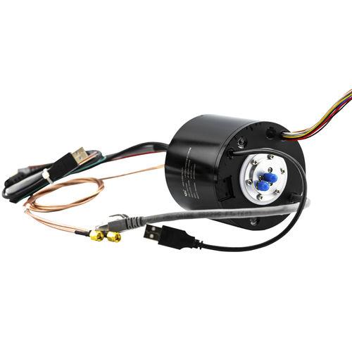 elektrischer Schleifring / Ethernet / für CAN-Bus / PROFIBUS