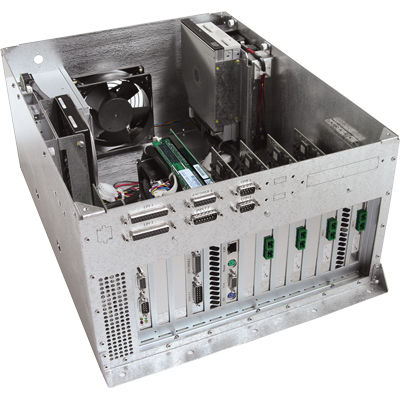 Box-PC / Rack / Intel® Atom / Intel® Core™ 2 Duo