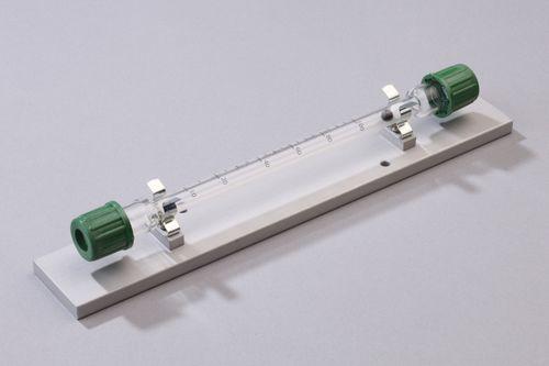 Schwebekörper-Durchflussmesser / für Gas / für Flüssigkeiten / wandmontiert
