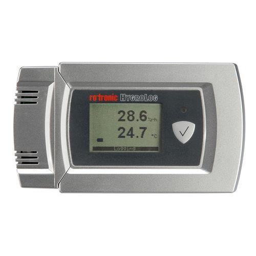 kostengünstiger Datenlogger / Feuchtigkeit und Temperatur / USB / mit PC-Schnittstelle