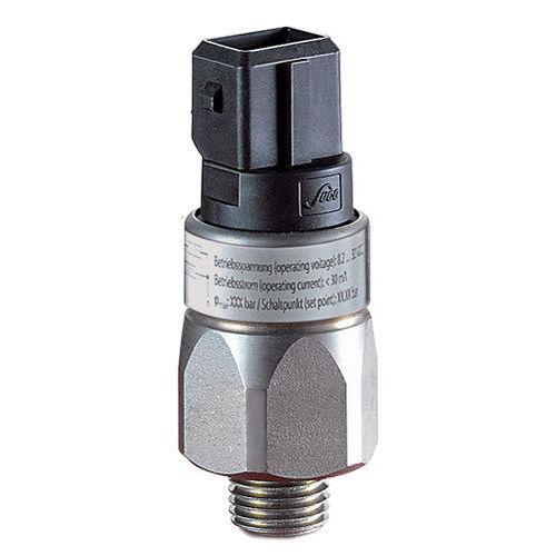 Kolbendruckschalter / verstellbar / mit integriertem Stecker / smart