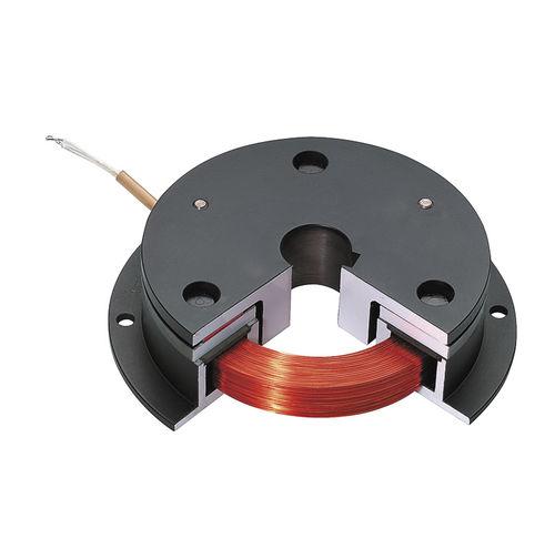 Scheibenbremse / elektromagnetisch / Federdruck