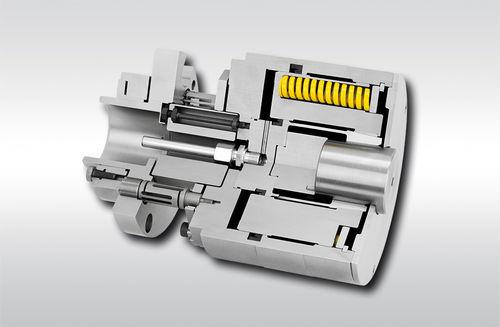 Werkstückspannfutter für Druckmaschine