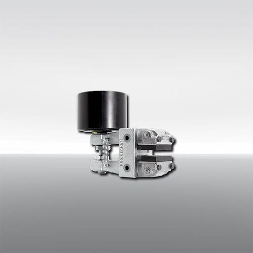 Bremszange mit Scheibe / pneumatische Betätigung / Federlockerung