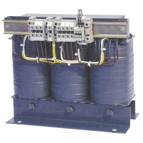 Isolationstransformator / verkapselt / drei Wicklungen / 3-Phasen