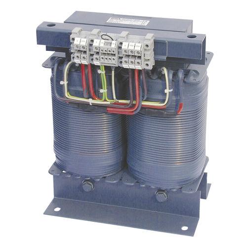 Isolationstransformator / verkapselt / Typ offen / einphasig