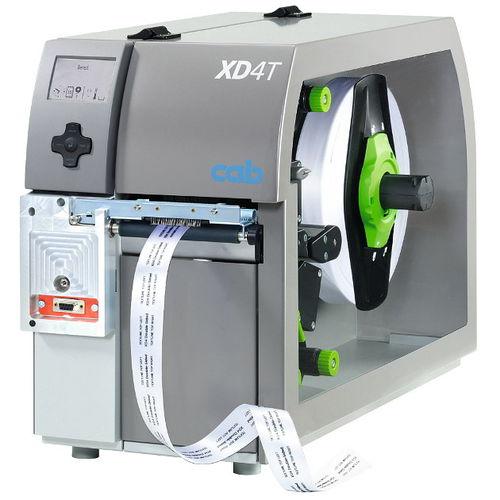 Thermotransfer-Etikettendrucker
