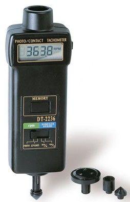 photoelektrischer Tachometer / Handgerät / digital