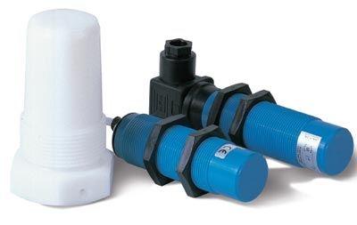 kapazitiver Füllstandssensor / für Feststoffe / für Flüssigkeiten / für Tanks