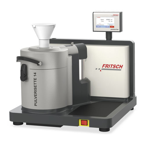 Rotormühle - Fritsch GmbH - Milling and Sizing