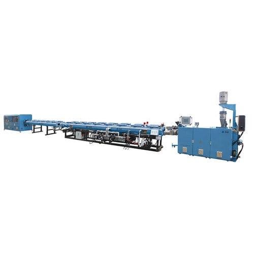 Rohrextrusionsanlage / für PP-R / für HDPE