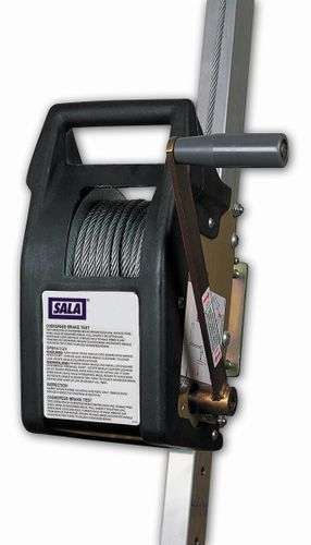 manuelle Winde / mechanisch / Zahnrad / tragbar
