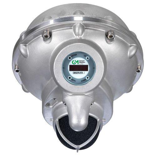 Ultraschall-Leckdetektor / Gas / mit Digitalanzeige / zur industriellen Anwendung