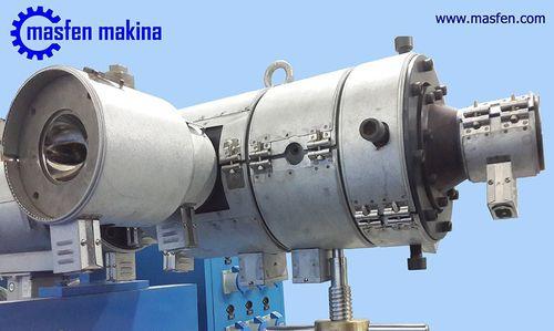 Rohrextrusionsanlage / für PA66 / für PE / für PP