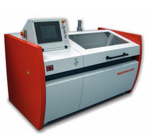 Kompressionsprüfmaschine / für Kunststoffplatten / mechanisch