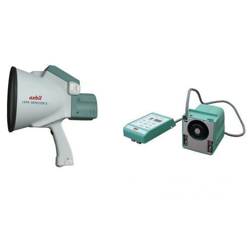 Gasleckdetektor / Ultraschall / tragbar