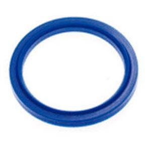 O-Ring-Dichtung / kreisförmig / Polyurethan / für Spann